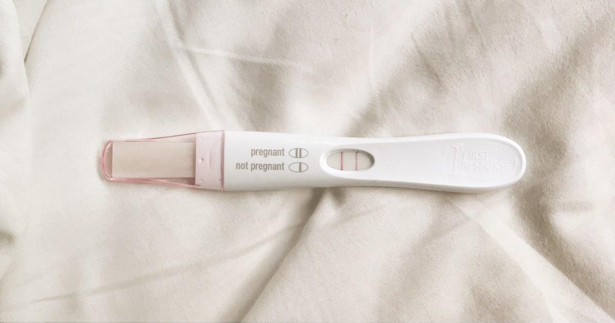 Schwangerschaftsanzeichen Plötzlich Weg